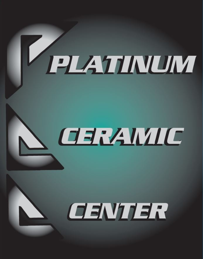 Platinum Ceramic Center Logo
